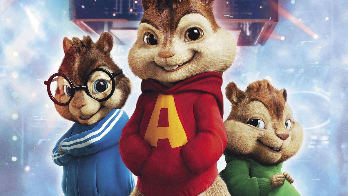 Avis Sur Alvin Et Les Chipmunks (2007) - Senscritique dedans Dessin De Alvin Et Les Chipmunks