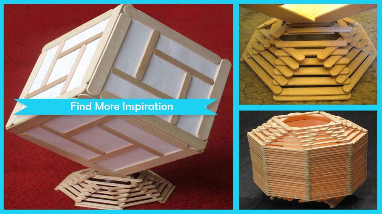 Bâton De Lumière En Bois Bricolage Simple Pour Android destiné Bricolage Avec Baton De Bois