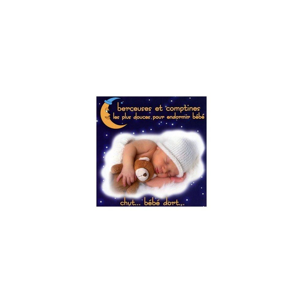 Berceuses Et Comptines Les Plus Douces Pour Endormir Bébé - Chut Bébé  Dort avec Image Chut Bébé Dort