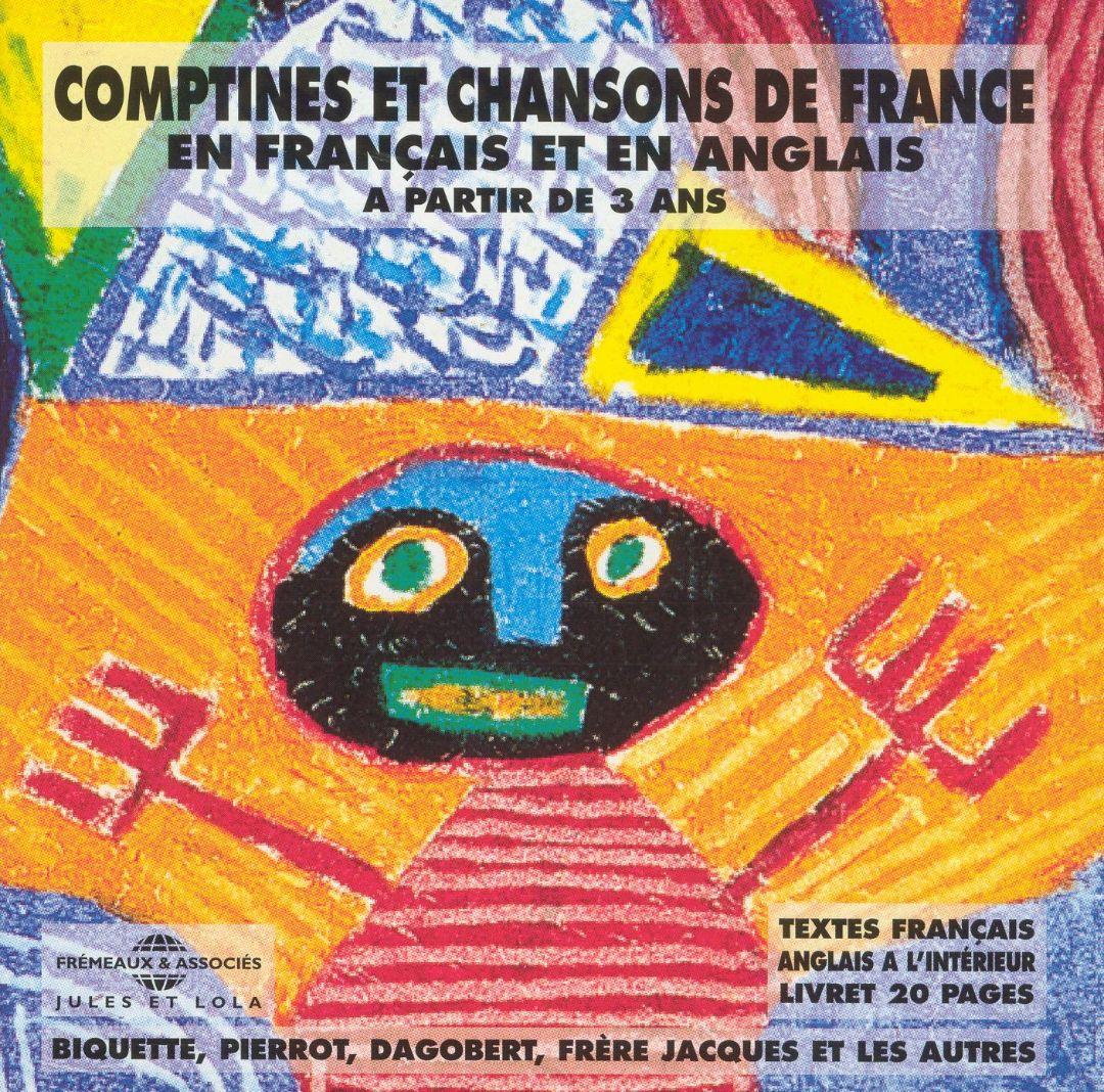Best Buy: Comptines Et Chansons De France En France [Cd] tout Frere Jacques Anglais
