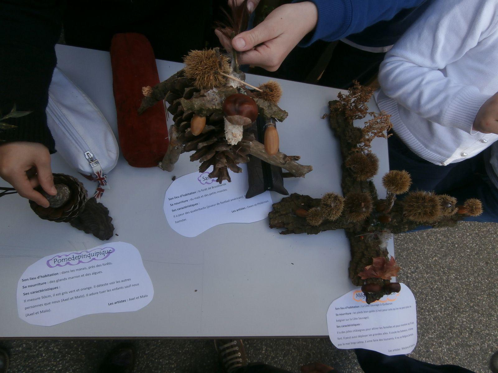Bêtes D'automne - Le Blog De Ecole Publique Le Loch Auray 56 intérieur Caractéristiques De L Automne
