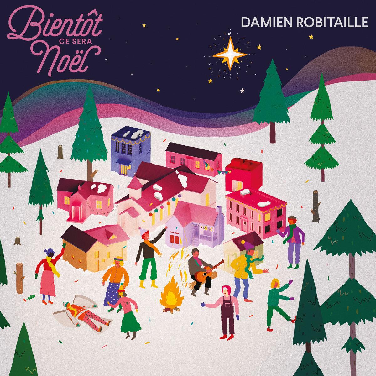Bientôt Ce Sera Noël - Le Canal Auditif avec Chanson De Noel Ecrite