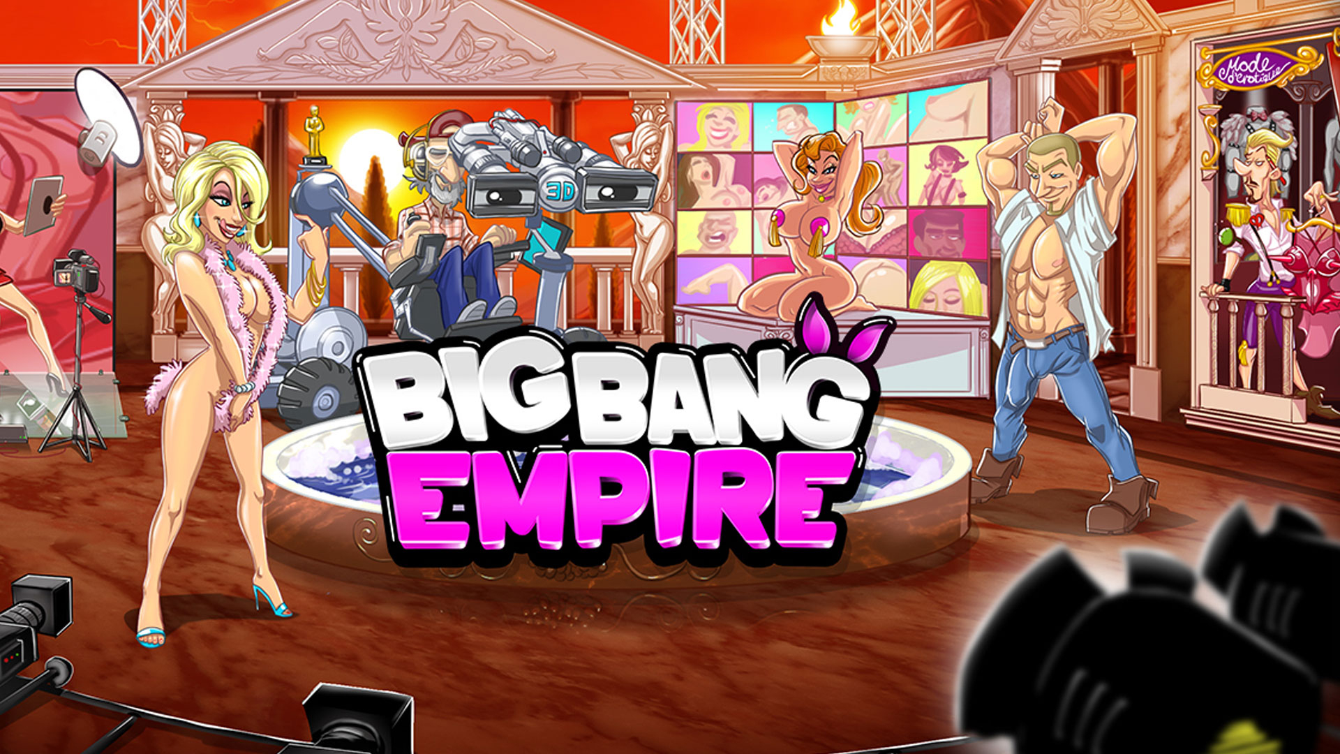 Big Bang Empire - Test Et Avis Du Jeu Par Navigateur Y pour Jeu En Ligne Pour Adulte