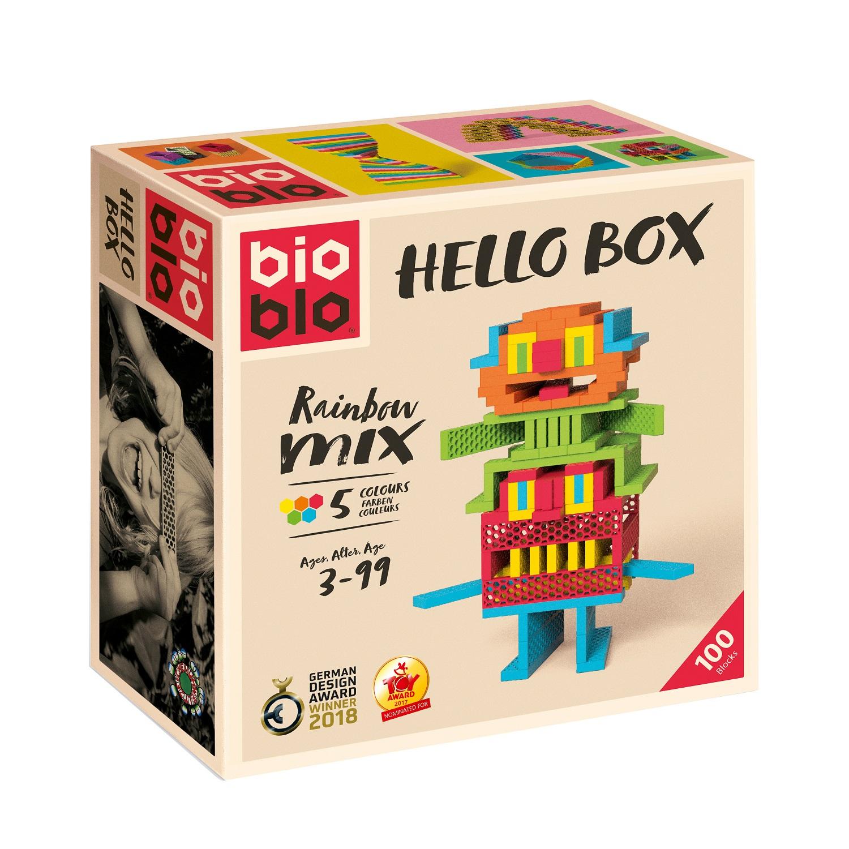 Bioblo Hello Box 100 Briques serapportantà Jeux De Casse Brique Gratuit En Ligne