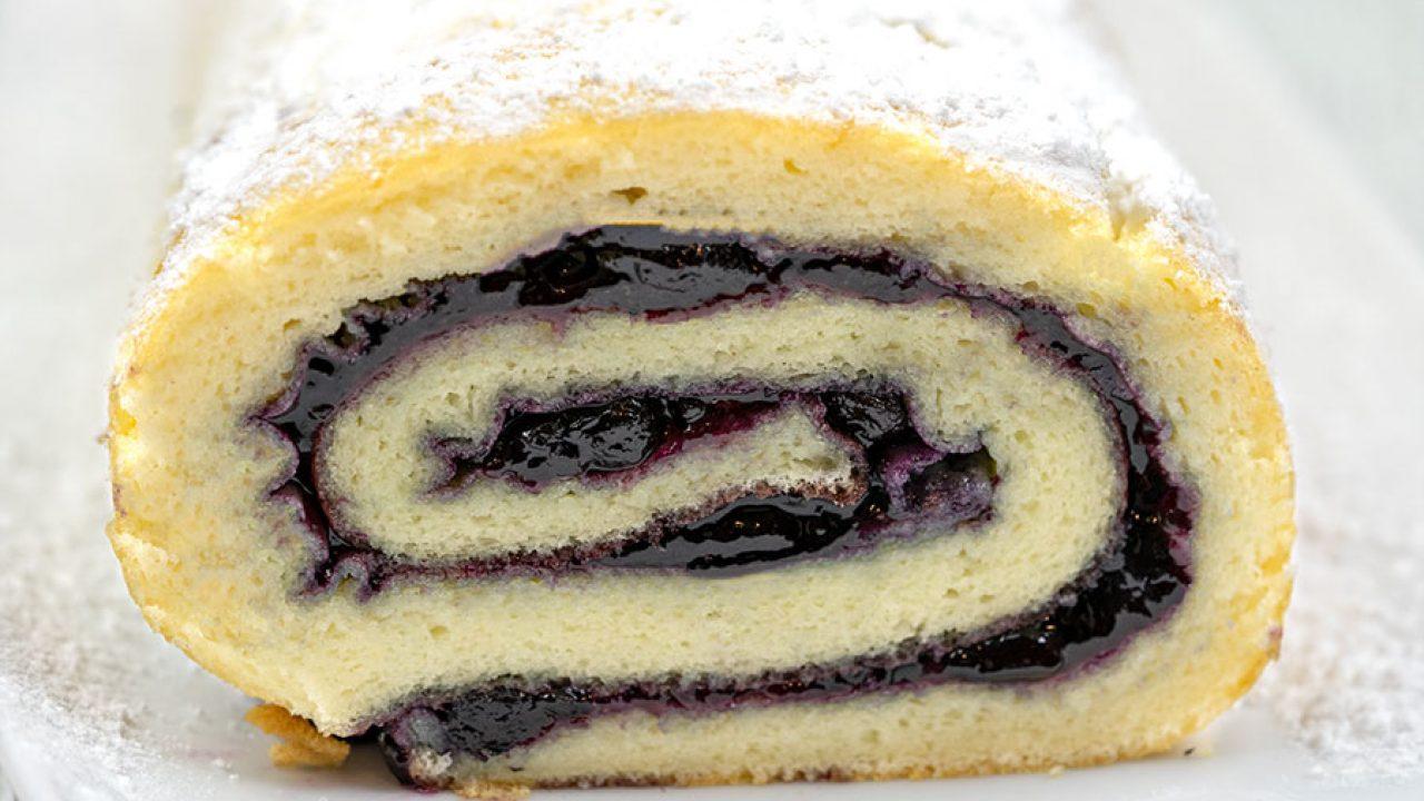 Biscuit Roulé Japonais Au Thermomix destiné Bonjour Japonnais