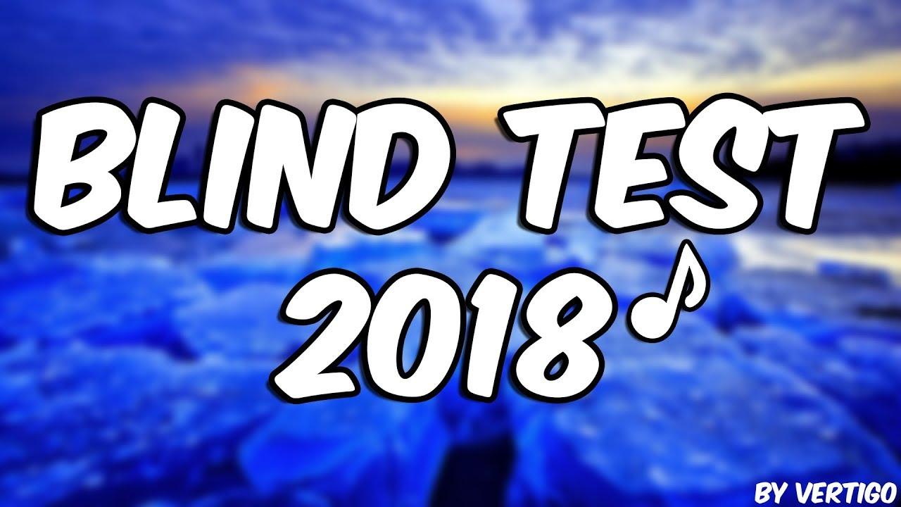 Blind Test 2018!! (40 Titres) encequiconcerne Quiz Musical En Ligne