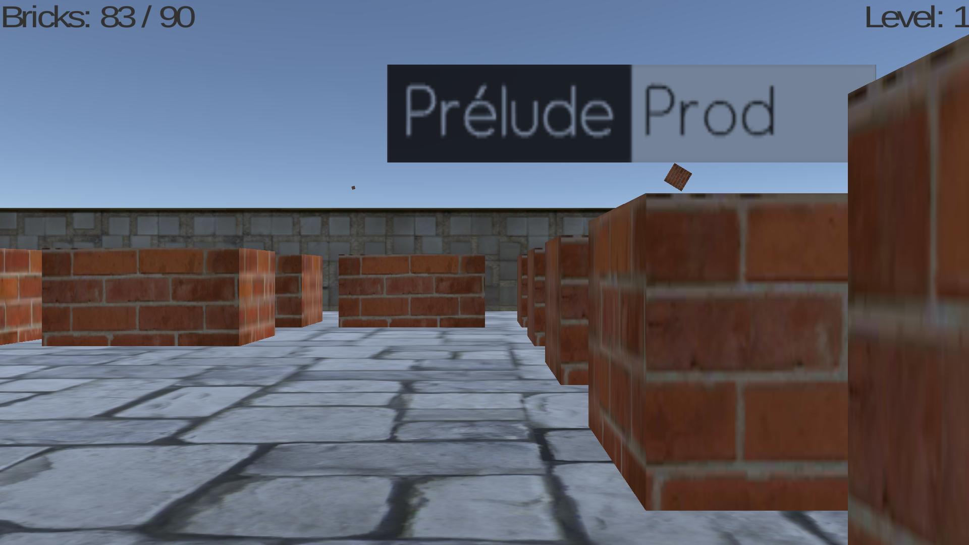Blourp 3D : Un Casse-Briques Original (Encore) | Prélude pour Jeux De Casse Brique Gratuit En Ligne