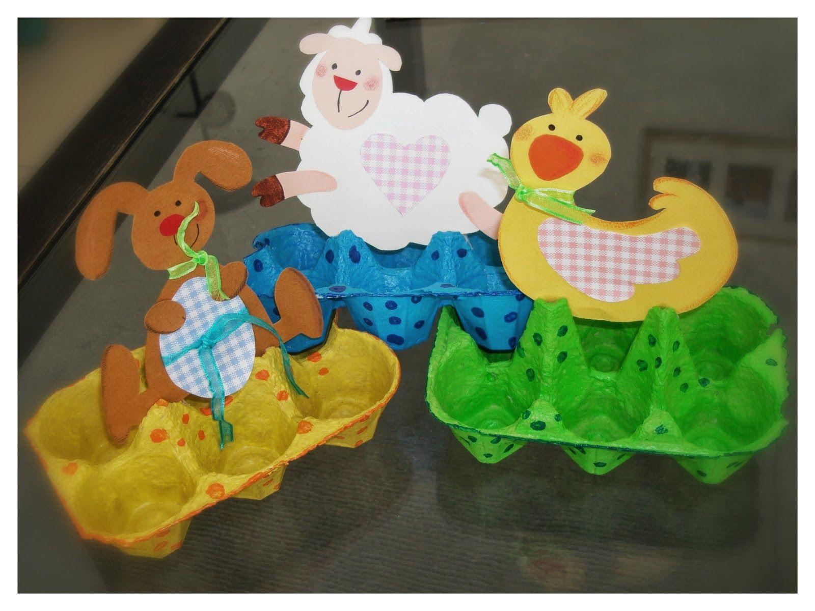Boîte À Œufs Lapin #diy #paques | Bricolage De Paques pour Bricolage Pour Paques Maternelle