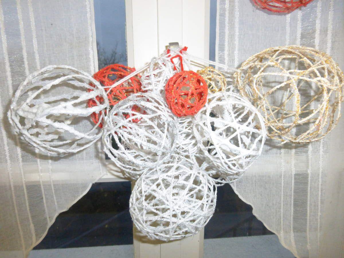 Bricolage De Noël (Suite) - La Classe De Pepe avec Bricolage De Noel Pour Maternelle