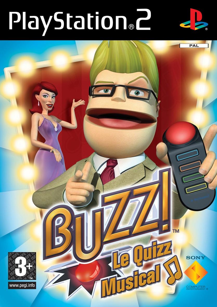 Buzz ! : Le Quiz Musical | Gamelove concernant Quiz Musical En Ligne