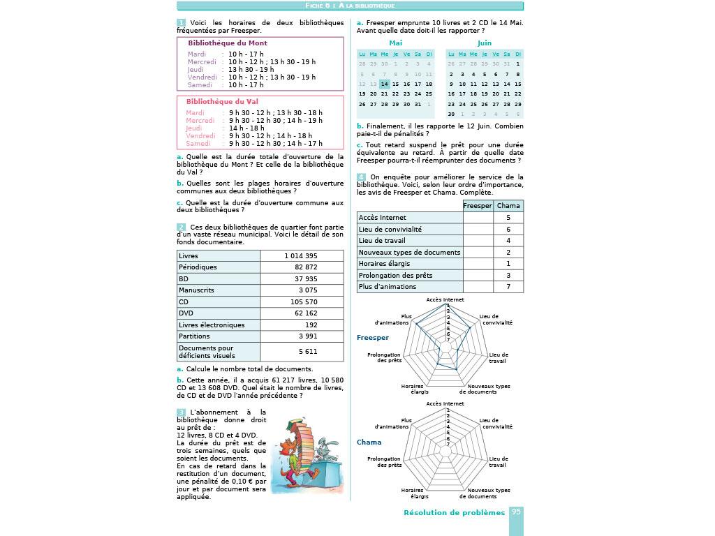 Cahier D'exercices Iparcours Maths Cm2 (Éd. 2017) dedans Exercice Cm2 Gratuit