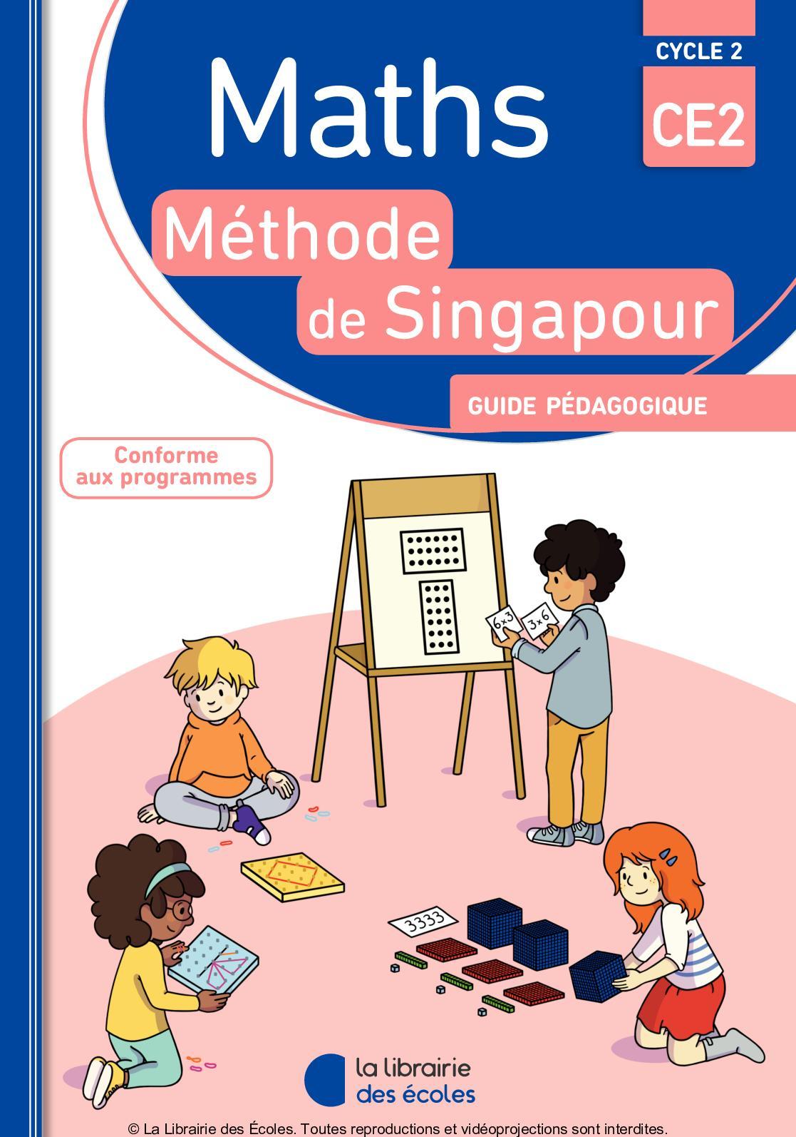 Calaméo - Guide Pédagogique Maths De Singapour Ce2 encequiconcerne Nombres Pairs Et Impairs Ce2