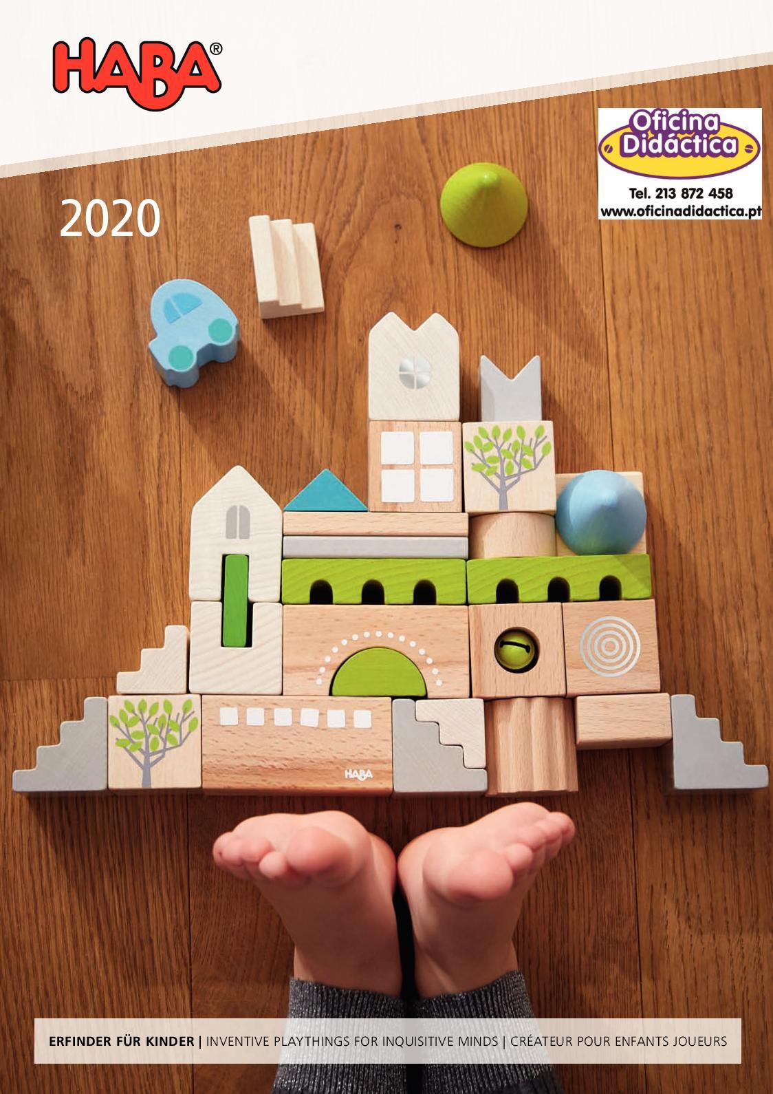 Calaméo - Haba - Catalogo 2020 dedans Ours Savant