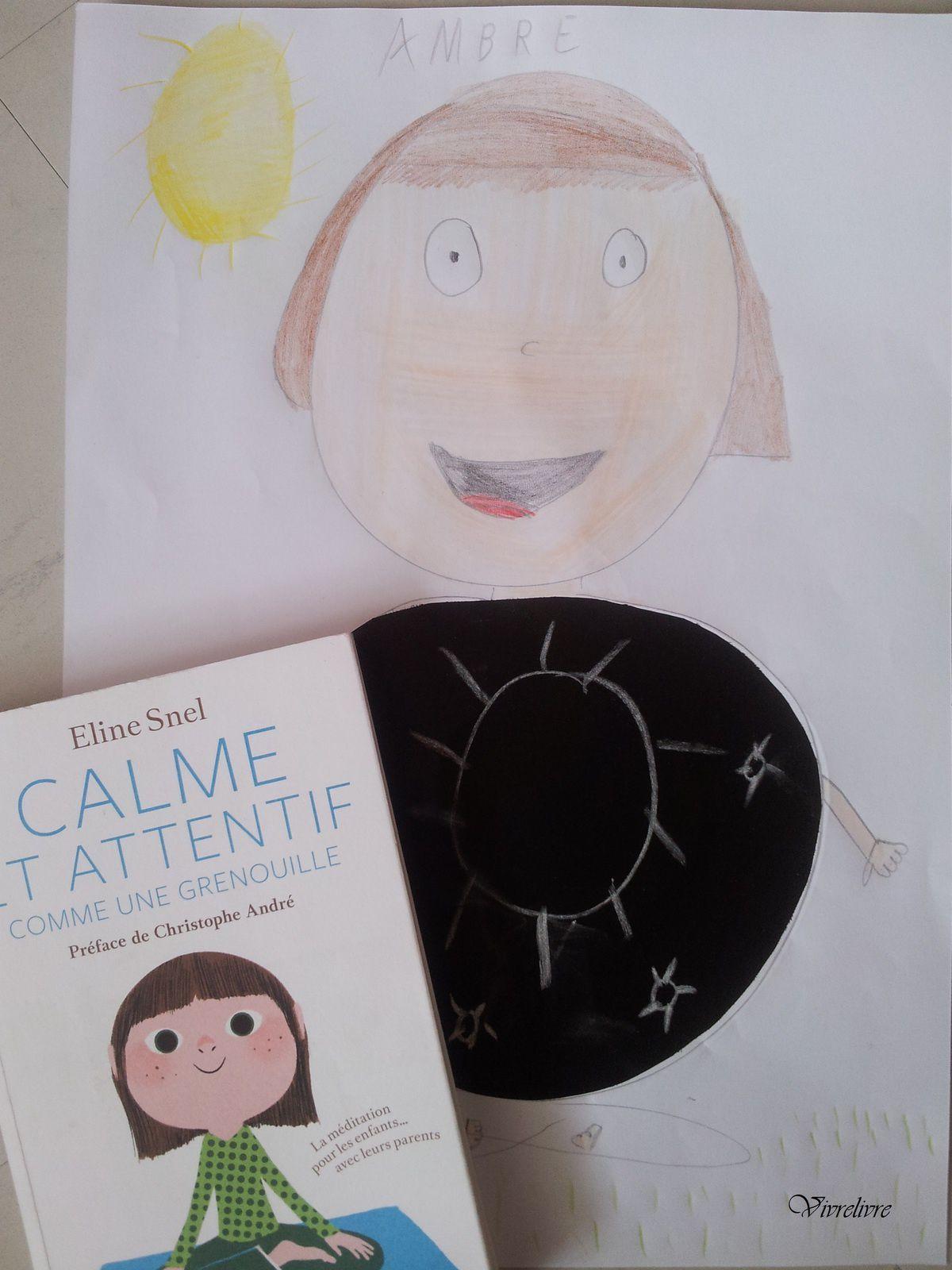 Calme Et Attentif Comme Une Grenouille. La Méditation Pour concernant La Grenouille Meditation
