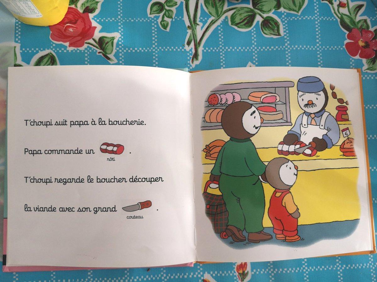 """Camille Mauduit On Twitter: """"bonjour @nathaneditions Quand J intérieur Tchoupi Au Marché"""