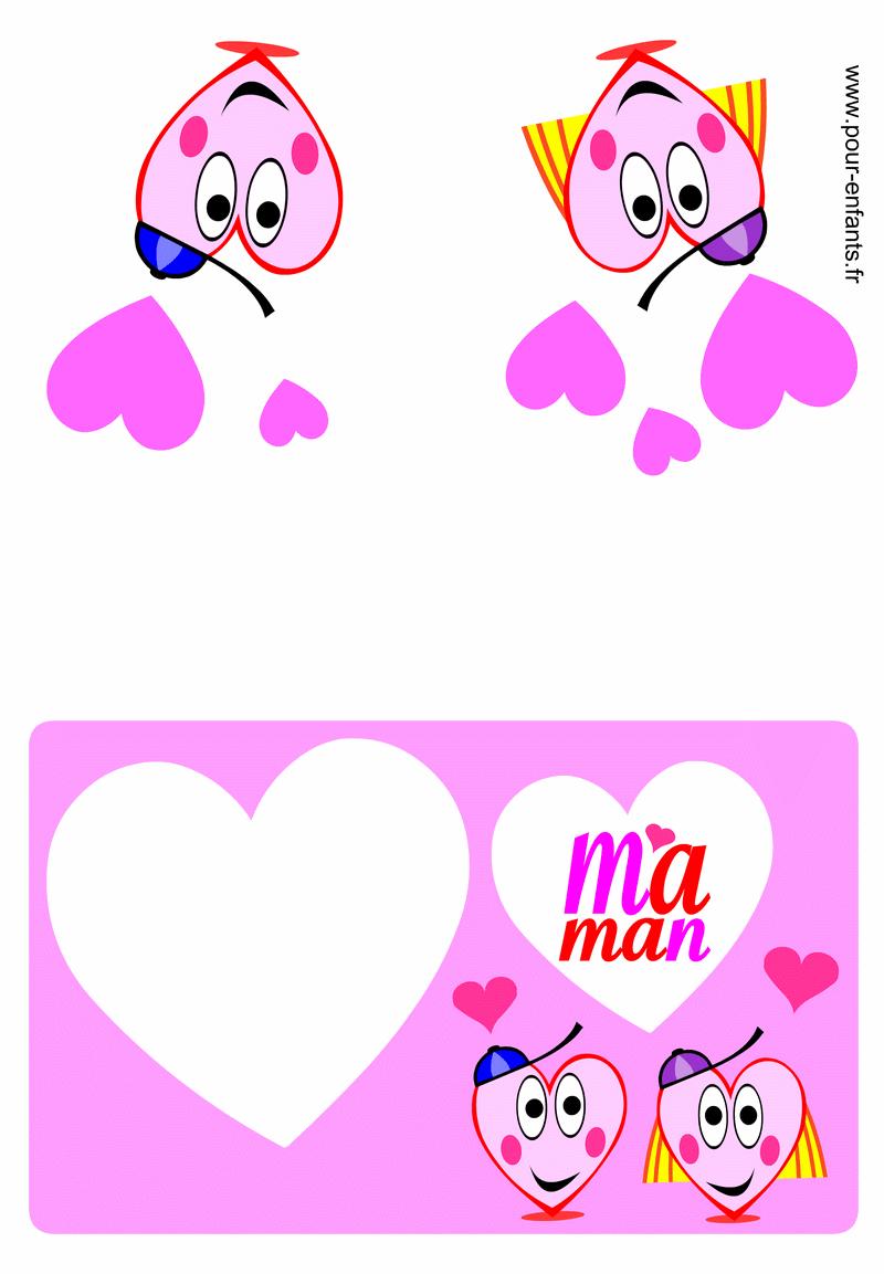 Carte Bonne Fete Maman Fête Des Mères Fete Des Mamans Meres avec Carte Bonne Fete Maman A Imprimer