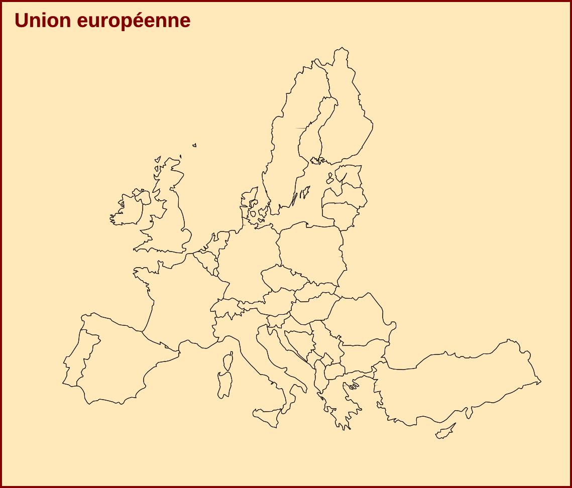 Carte D'europe À Compléter Et À Imprimer encequiconcerne Union Européenne Carte Vierge