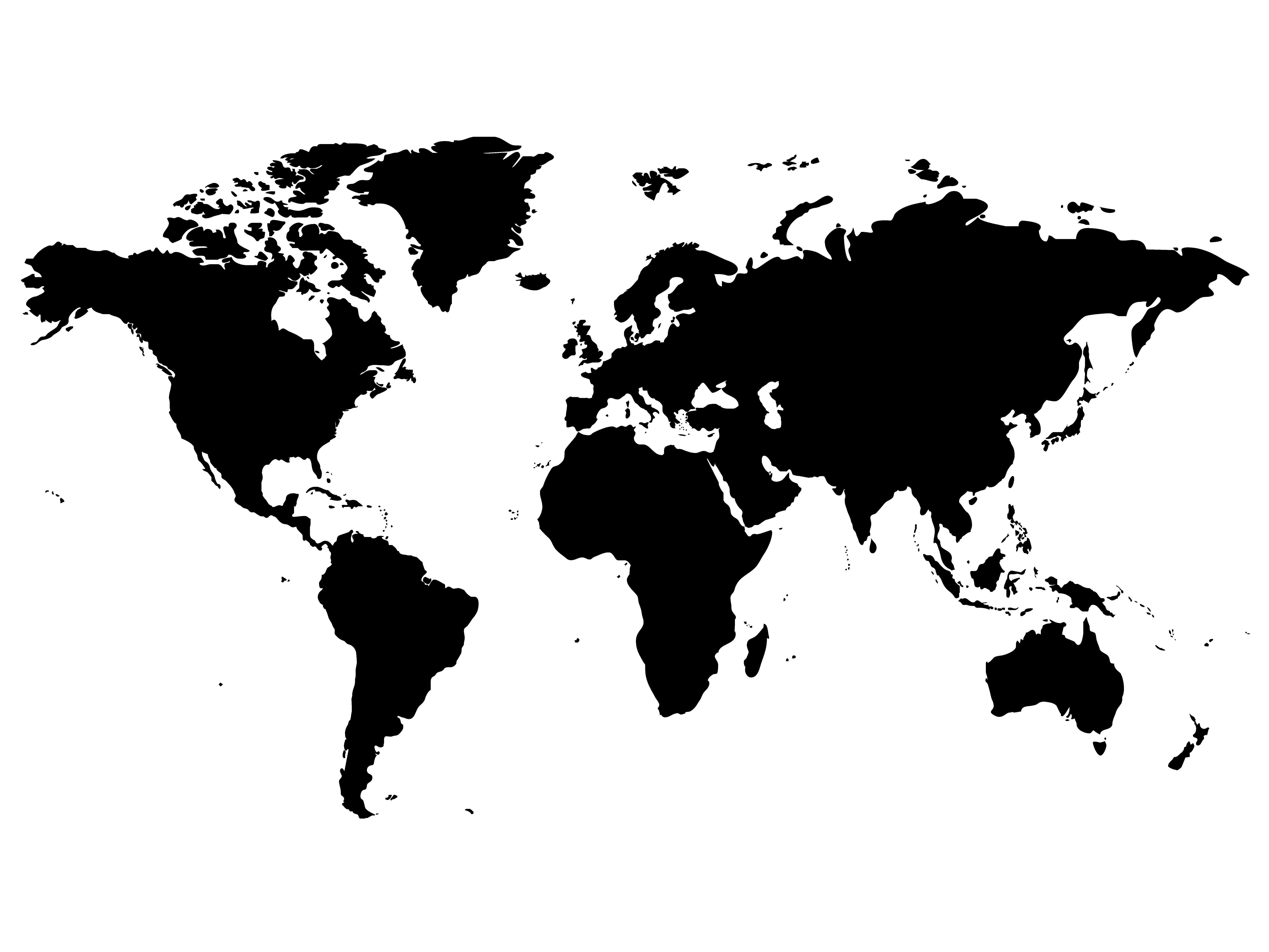 Carte Du Monde À Imprimer & Tuto Carte Du Monde Déco pour Dessin Mappemonde
