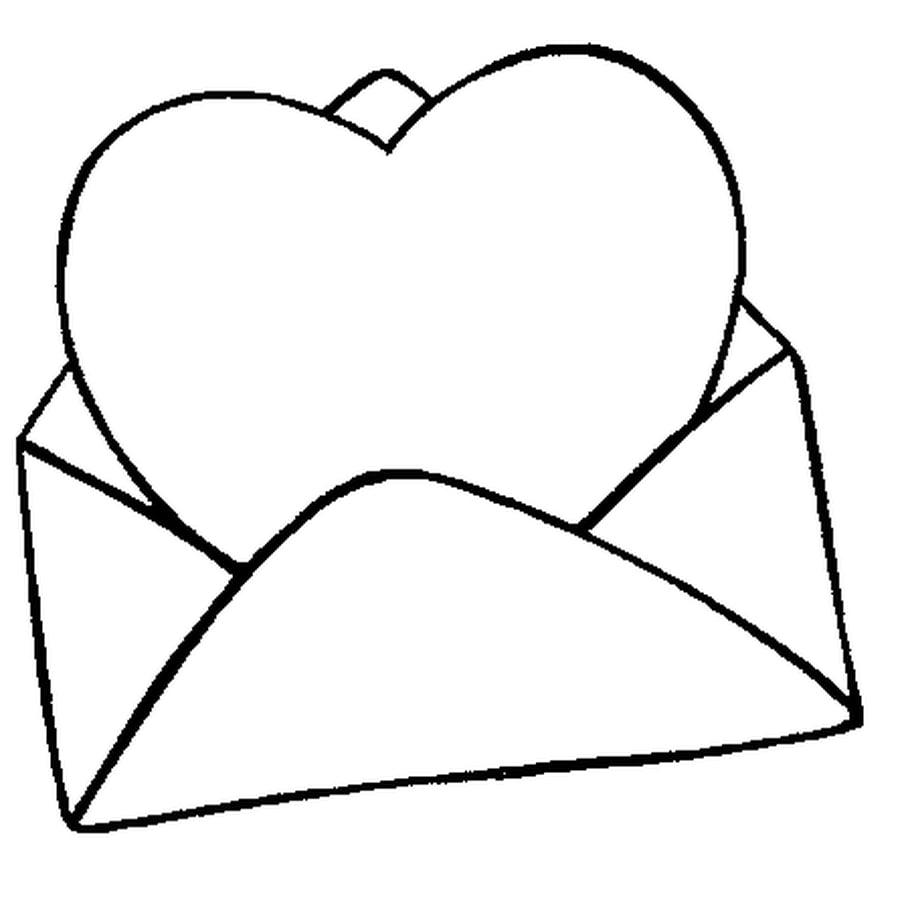 Carte St Valentin intérieur Dessin Pour La Saint Valentin