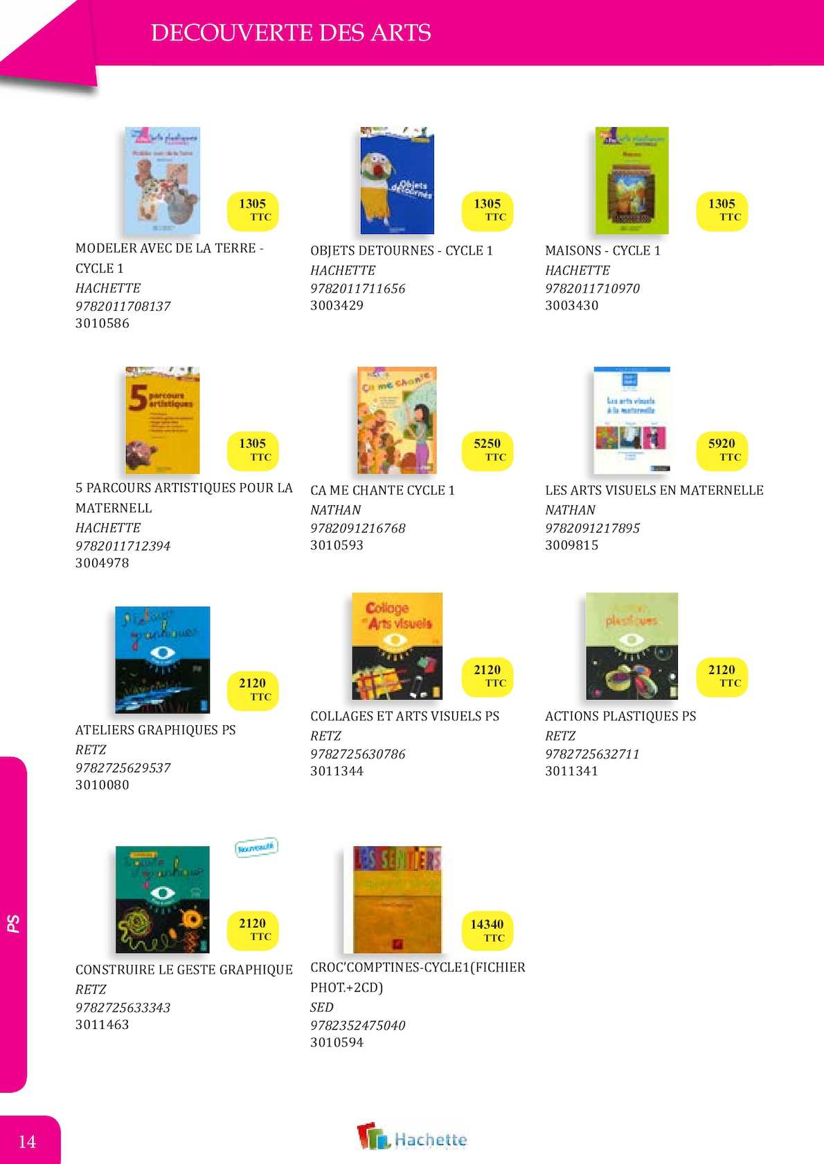 Catalogue Maternelle Bd - Calameo Downloader serapportantà Ateliers Graphiques Ps