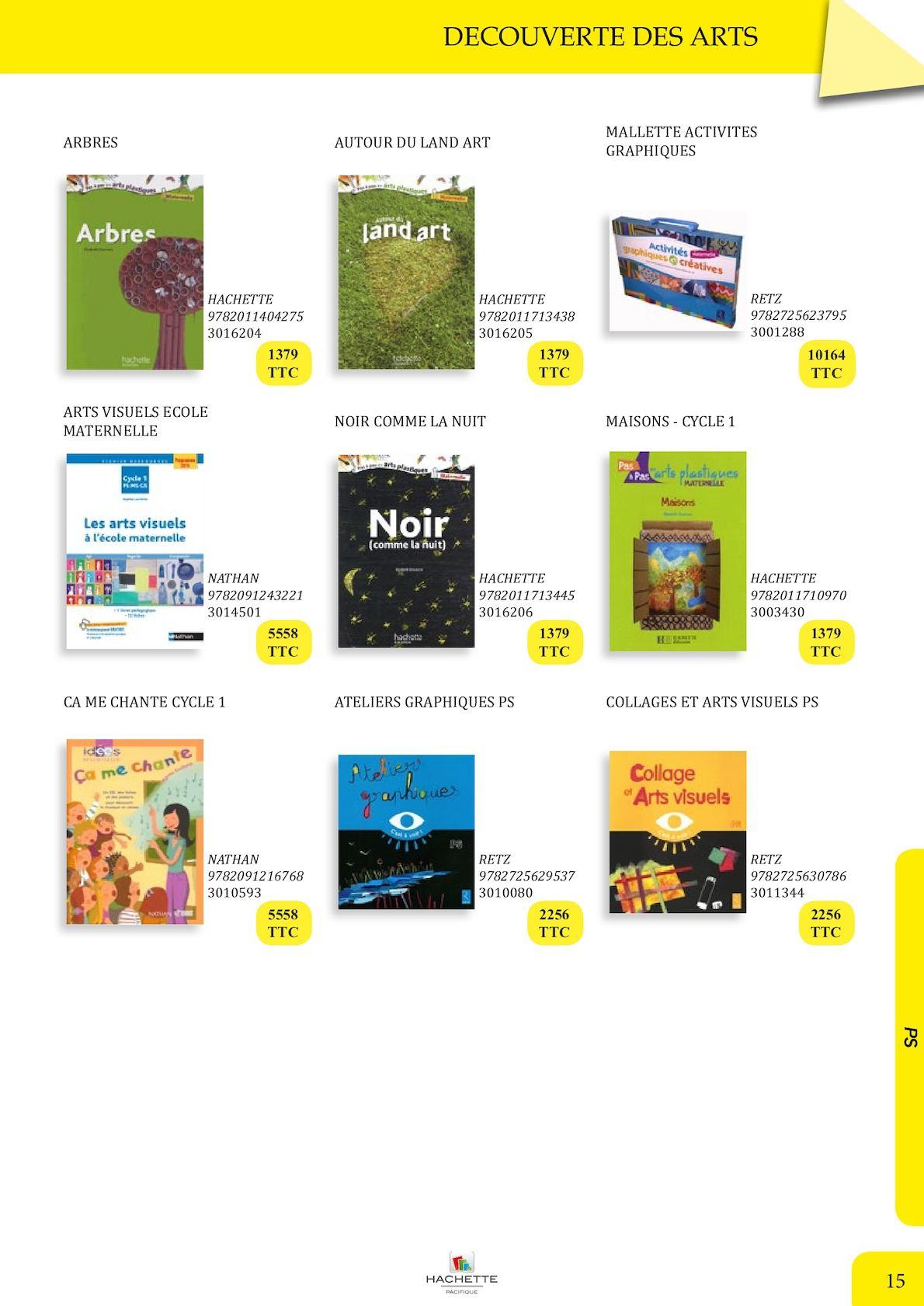 Catalogue Rdc 2017 - Maternelle Bd - Calameo Downloader concernant Ateliers Graphiques Ps