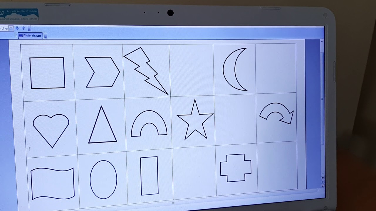 Ce1 Les Figures Géométriques 1 dedans Figures Géométriques Ce1