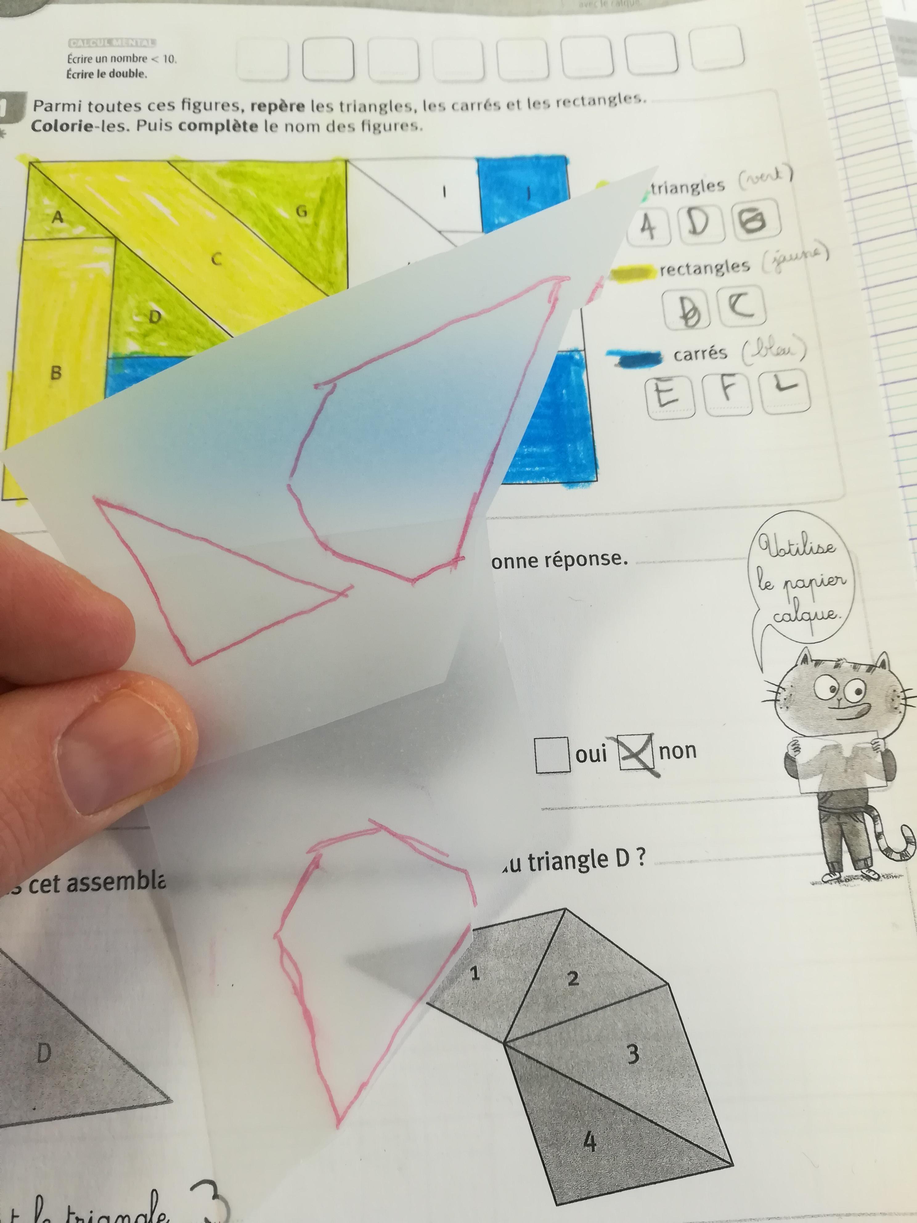 Ce1 : Les Figures Géométriques - Les Bourgeons De Noyers tout Figures Géométriques Ce1