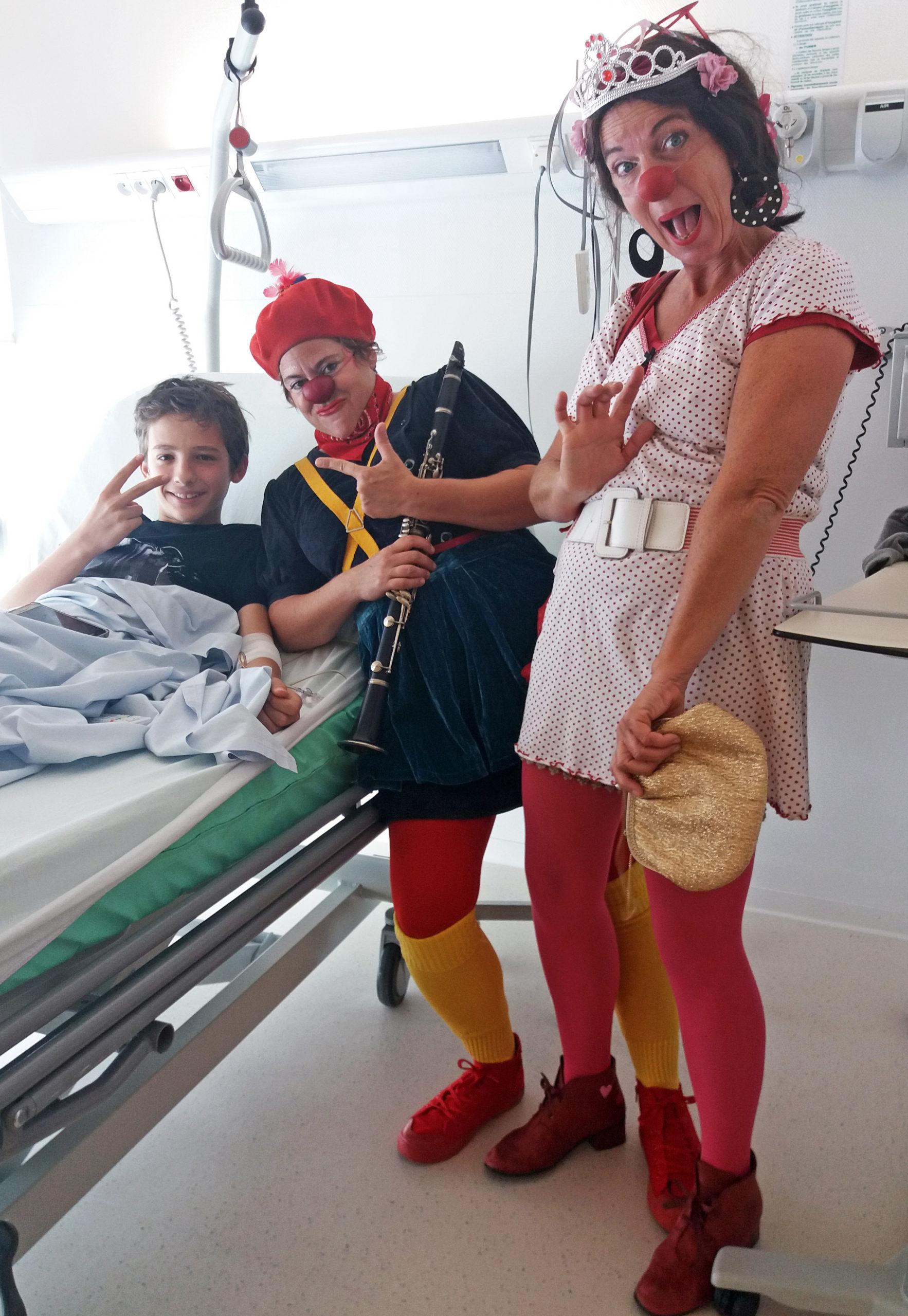 Chaniers : Etoil'clown Transforme Les Sous En Sourires | L encequiconcerne Etoil Clown