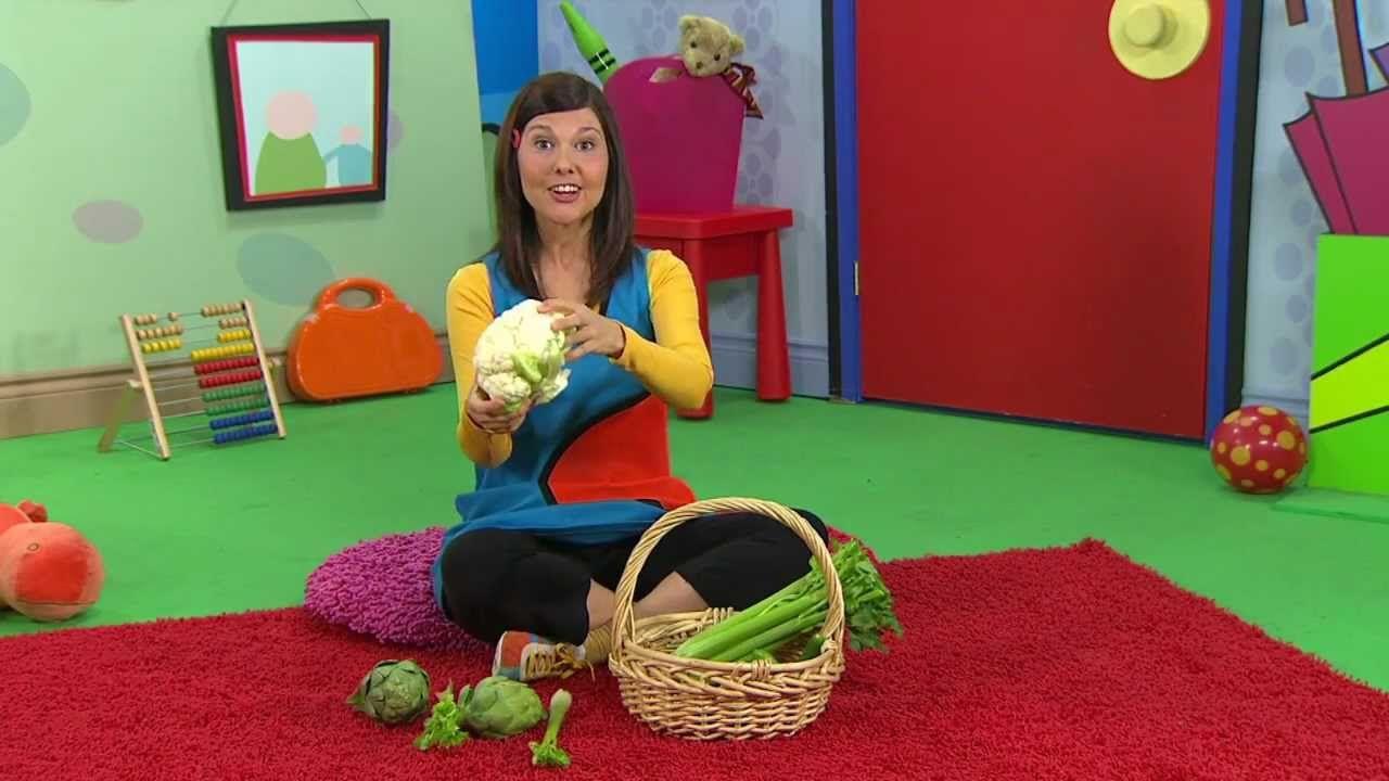 Chanson: Comptines - Tous Les Légumes, Mini Tfo, La Ronde avec Chanson Sur Les Fruits Et Légumes