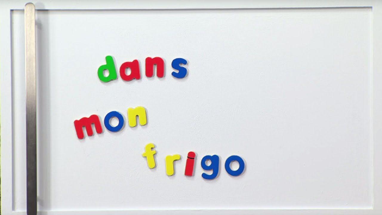 Chanson Dan Mon Frigo | Chanson, Chansons Comptines encequiconcerne Chanson Sur Les Fruits Et Légumes