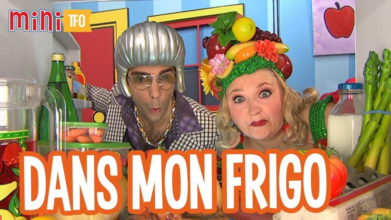 Chanson - Dans Mon Frigo | French Food intérieur Chanson Sur Les Fruits Et Légumes