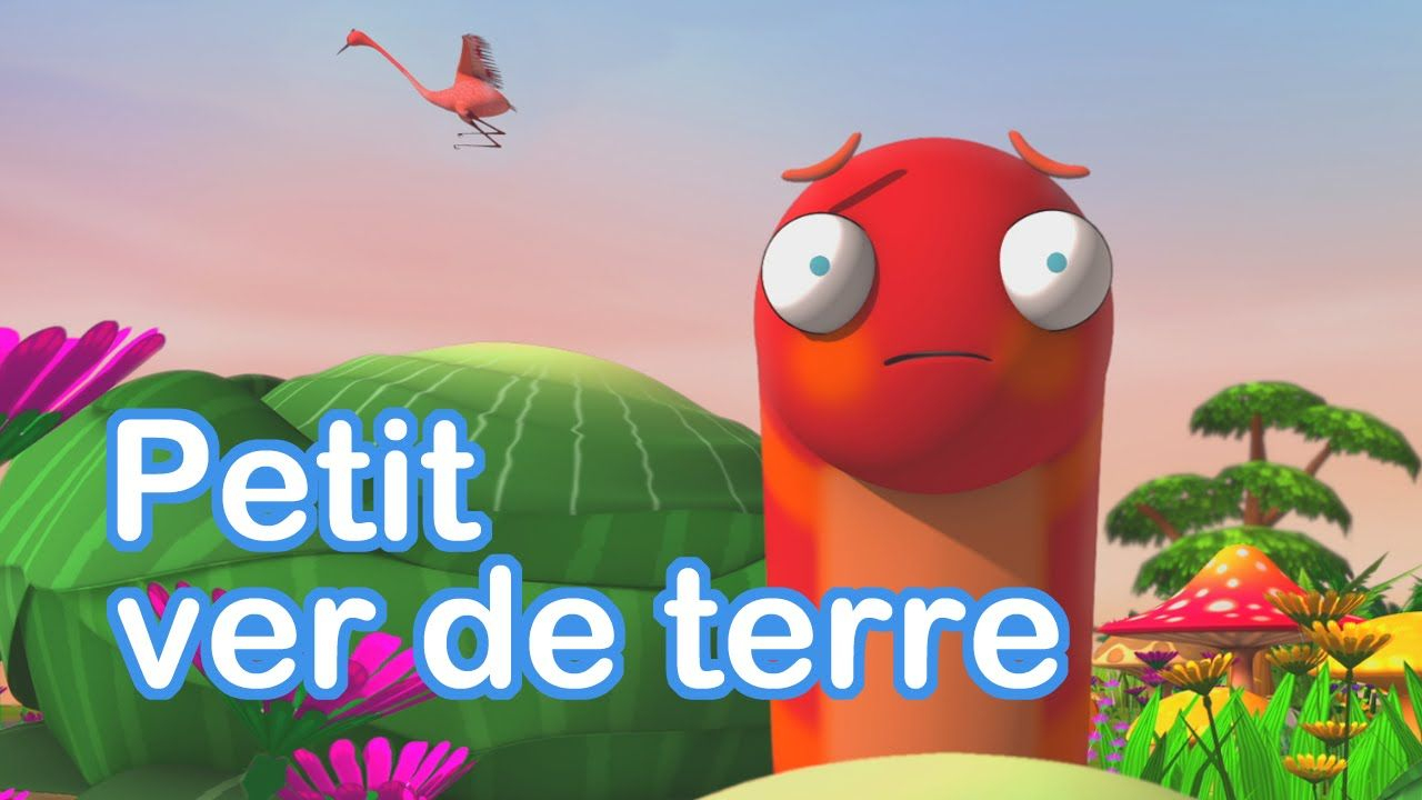 Chanson | Petit Ver De Terre - Paroles Incluses, Chanson En intérieur Chanson De La Patate