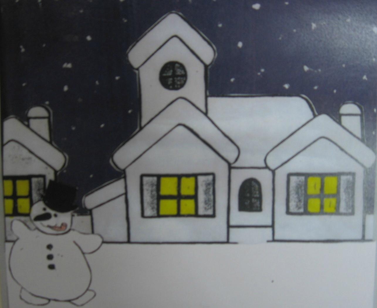 Chanson Pour Les Enfants L'hiver - Laclassedecamomille dedans Dans La Nuit De L Hiver Chanson