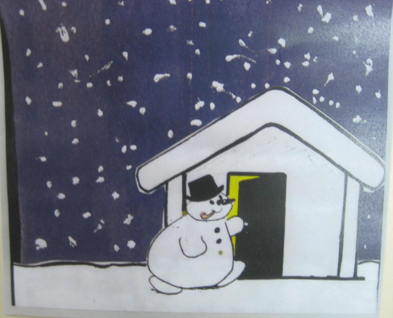 Chanson Pour Les Enfants L'hiver - Laclassedecamomille tout Dans La Nuit De L Hiver Chanson