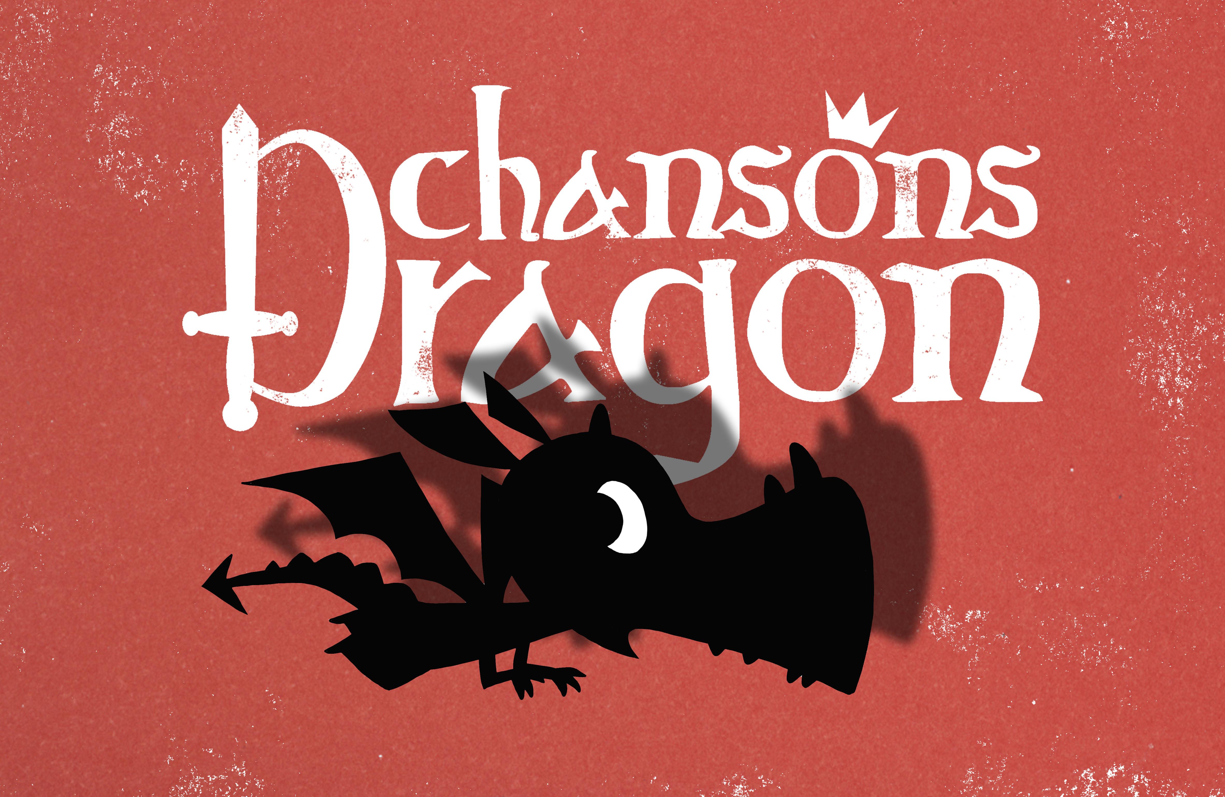 Chansons Dragon - Le Studio Fantôme tout Chanson De La Patate