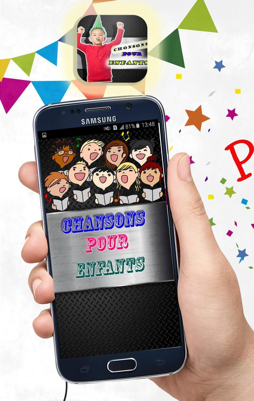Chansons Pour Enfants For Android - Apk Download à Chanson Robocar Poli