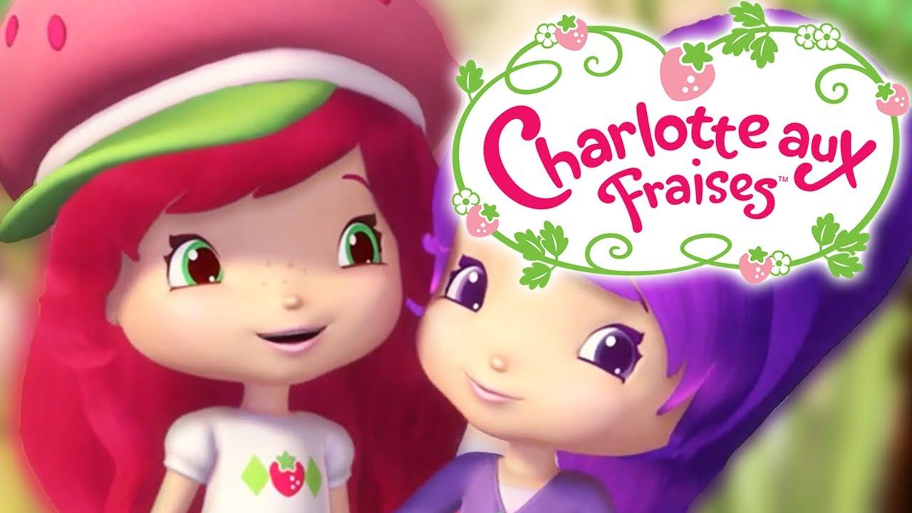 Charlotte Aux Fraises ★🍓 Meilleurs Amis Dure Pour Toujours 🍓★ Aventures À  Fraisi Paradis serapportantà Coloriage Charlotte Aux Fraises Et Ses Amies
