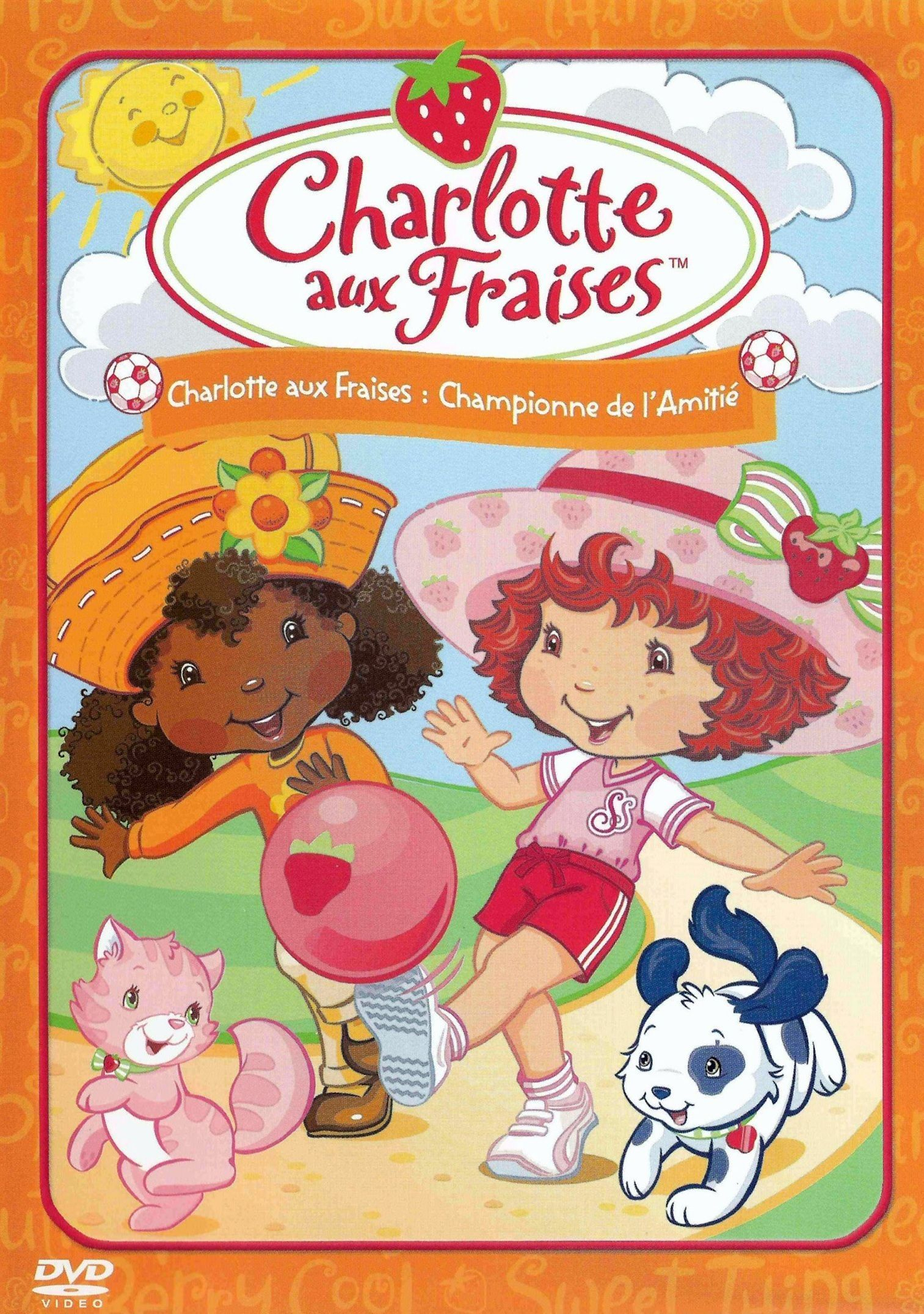 Charlotte Aux Fraises encequiconcerne Coloriage Charlotte Aux Fraises Et Ses Amies