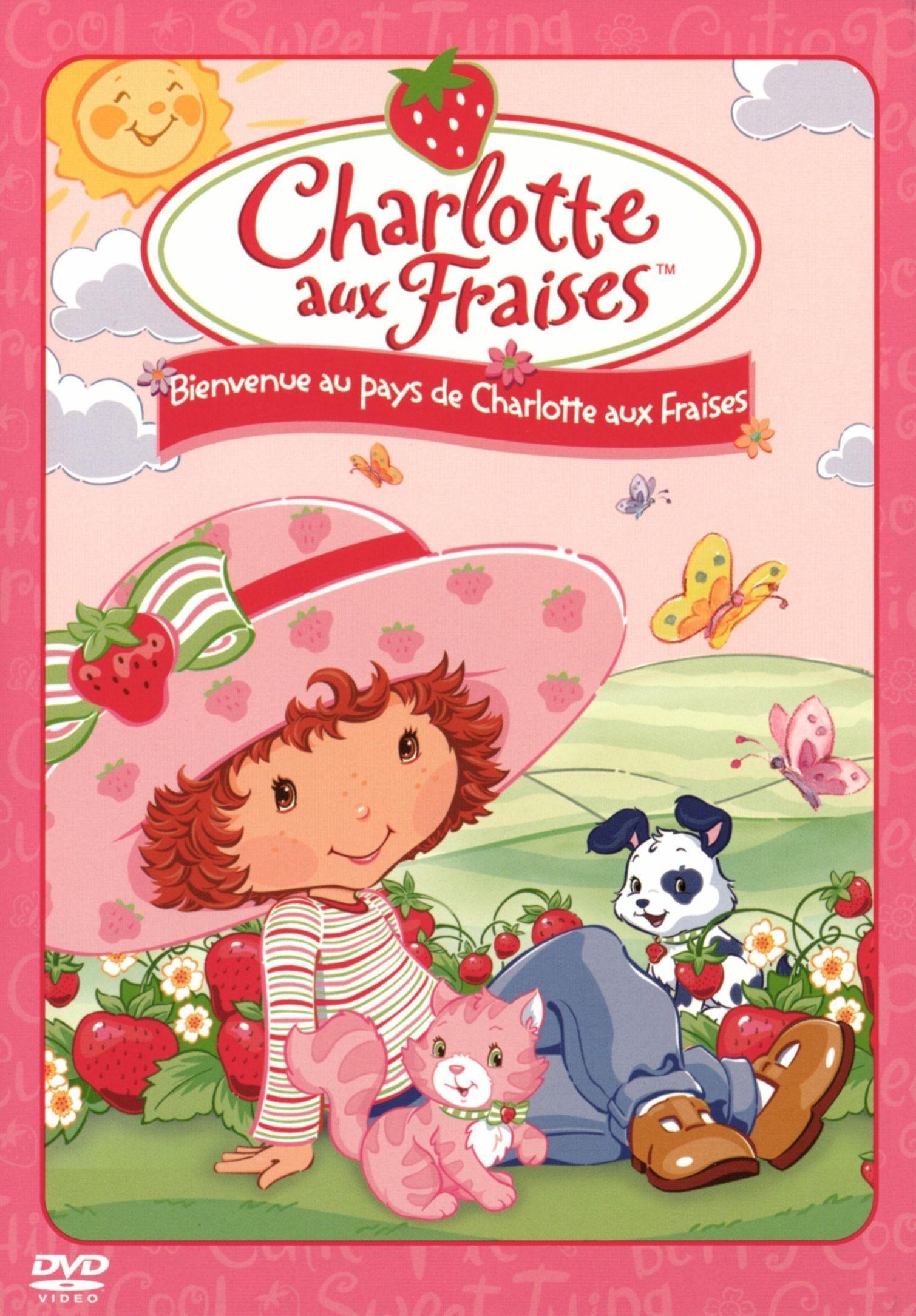 Charlotte Aux Fraises serapportantà Coloriage Charlotte Aux Fraises Et Ses Amies