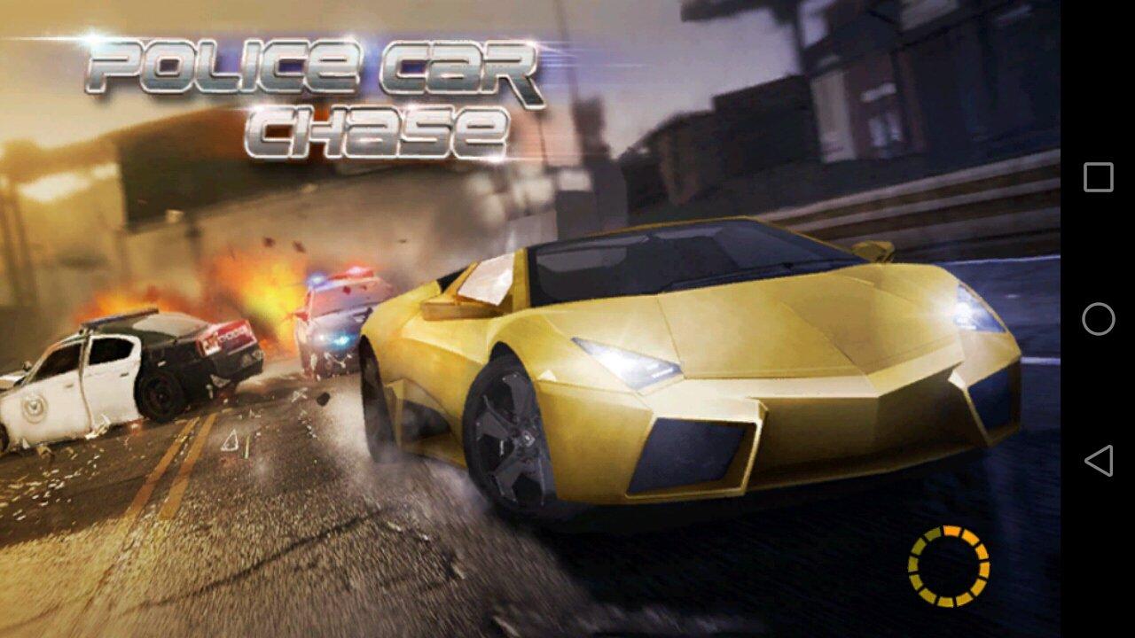 Chasse De Voiture De Police 1.0.4 - Télécharger Pour Android destiné Jeux De Puissance 4 Gratuit