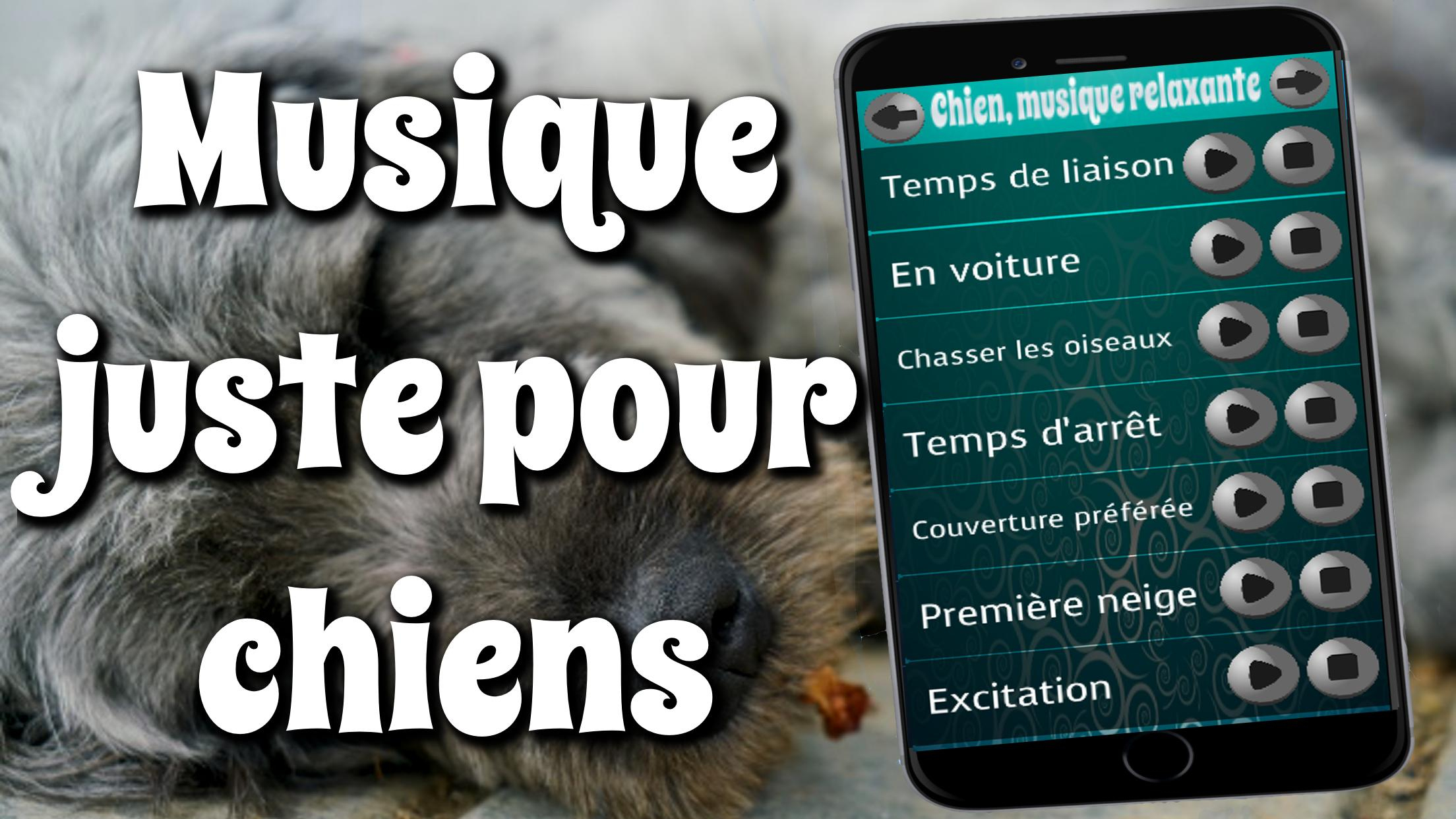 Chien, Musique Relaxante For Android - Apk Download pour Image Relaxante