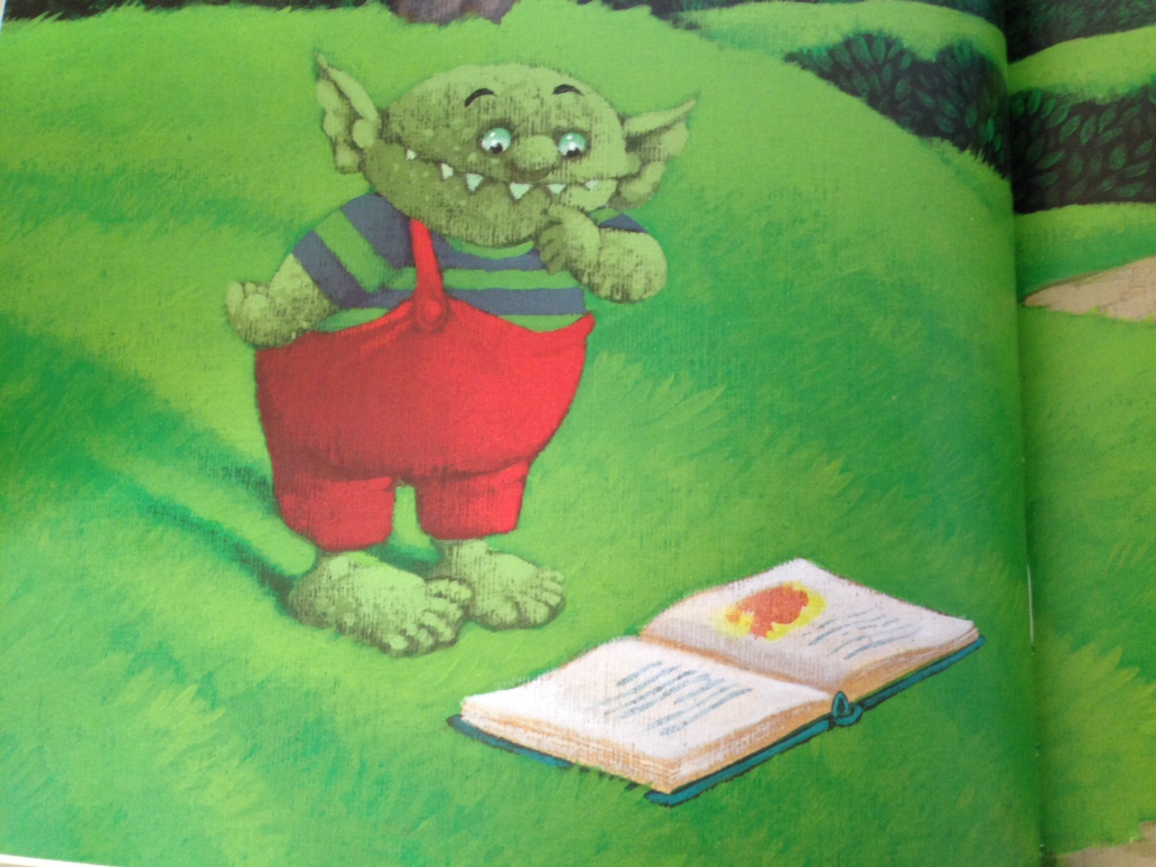 Chronique : Le Petit Ogre Veut Aller À L'école à Le Petit Ogre Qui Voulait Apprendre À Lire