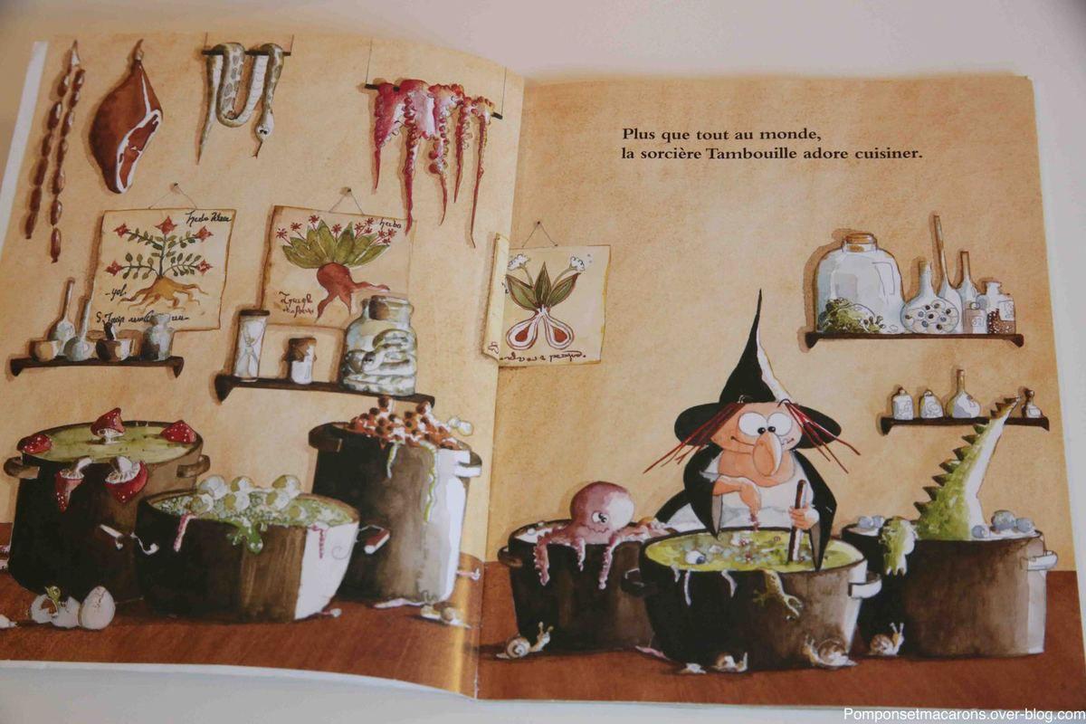 Chut Les Enfants Lisent#11: Nos Deux Sorcières Préférées avec La Sorciere Tambouille