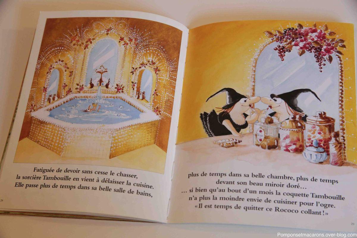 Chut Les Enfants Lisent#11: Nos Deux Sorcières Préférées encequiconcerne La Sorciere Tambouille