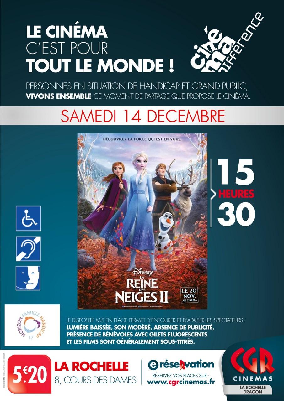 Cine Difference :reine Des Neiges 2 - Onvasortir! La-Rochelle tout On Va Sortir La Rochelle