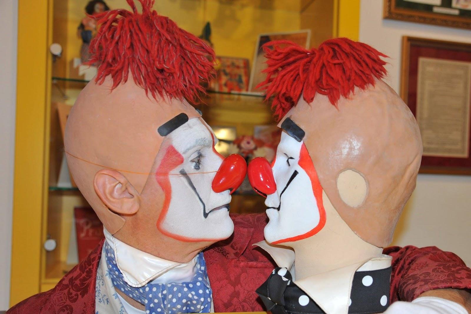 Circus News: Oktober 2018 à Etoil Clown