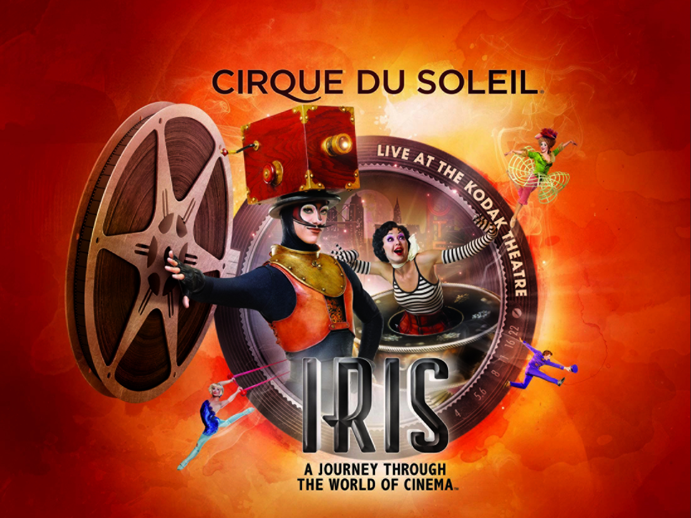 "Cirque Du Soleil, ""Buster's Big Opening"" - Free Download At destiné Musique Cirque Mp3"