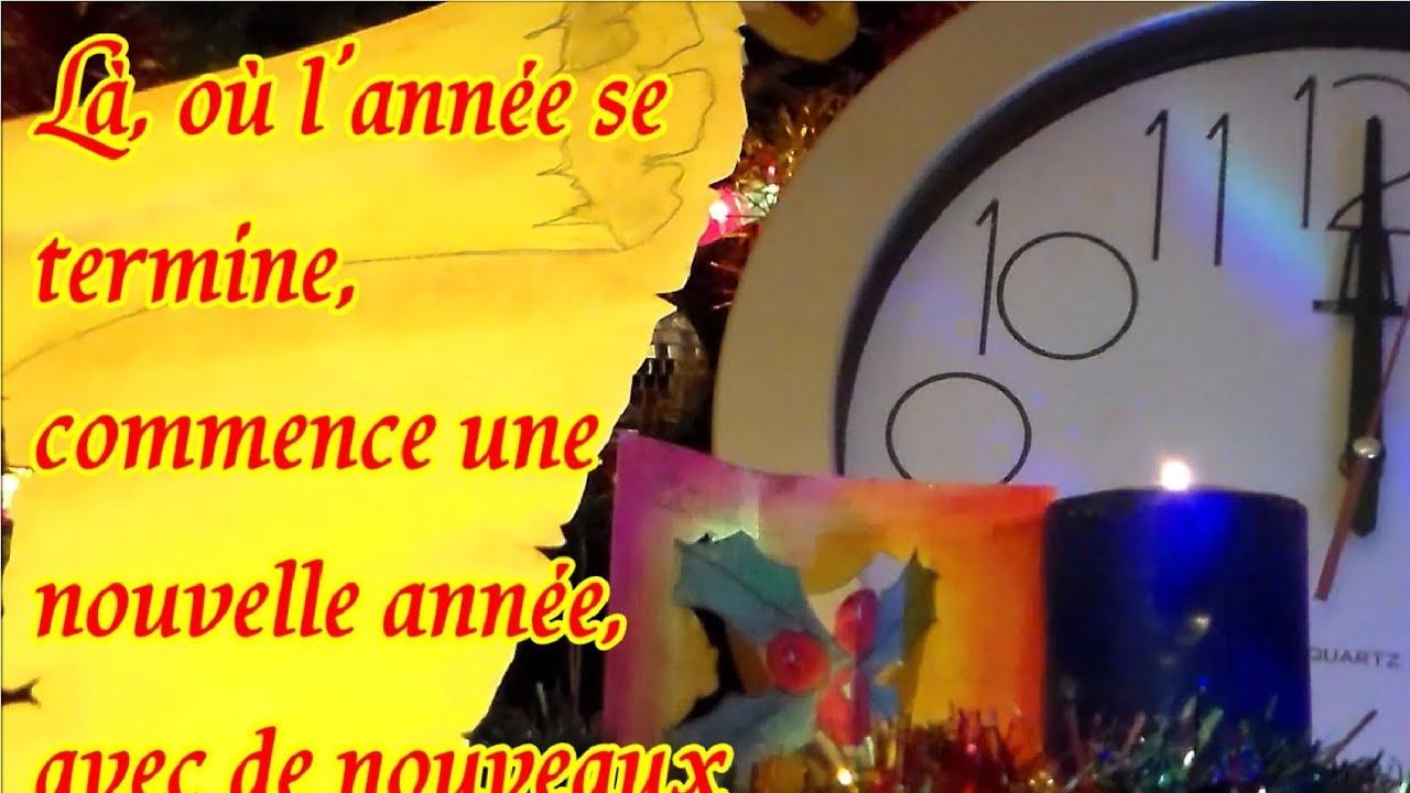 Citation Poème Et Vœux Pour Nouvel An 2018 À Offrir destiné Poeme Voeux Nouvel An