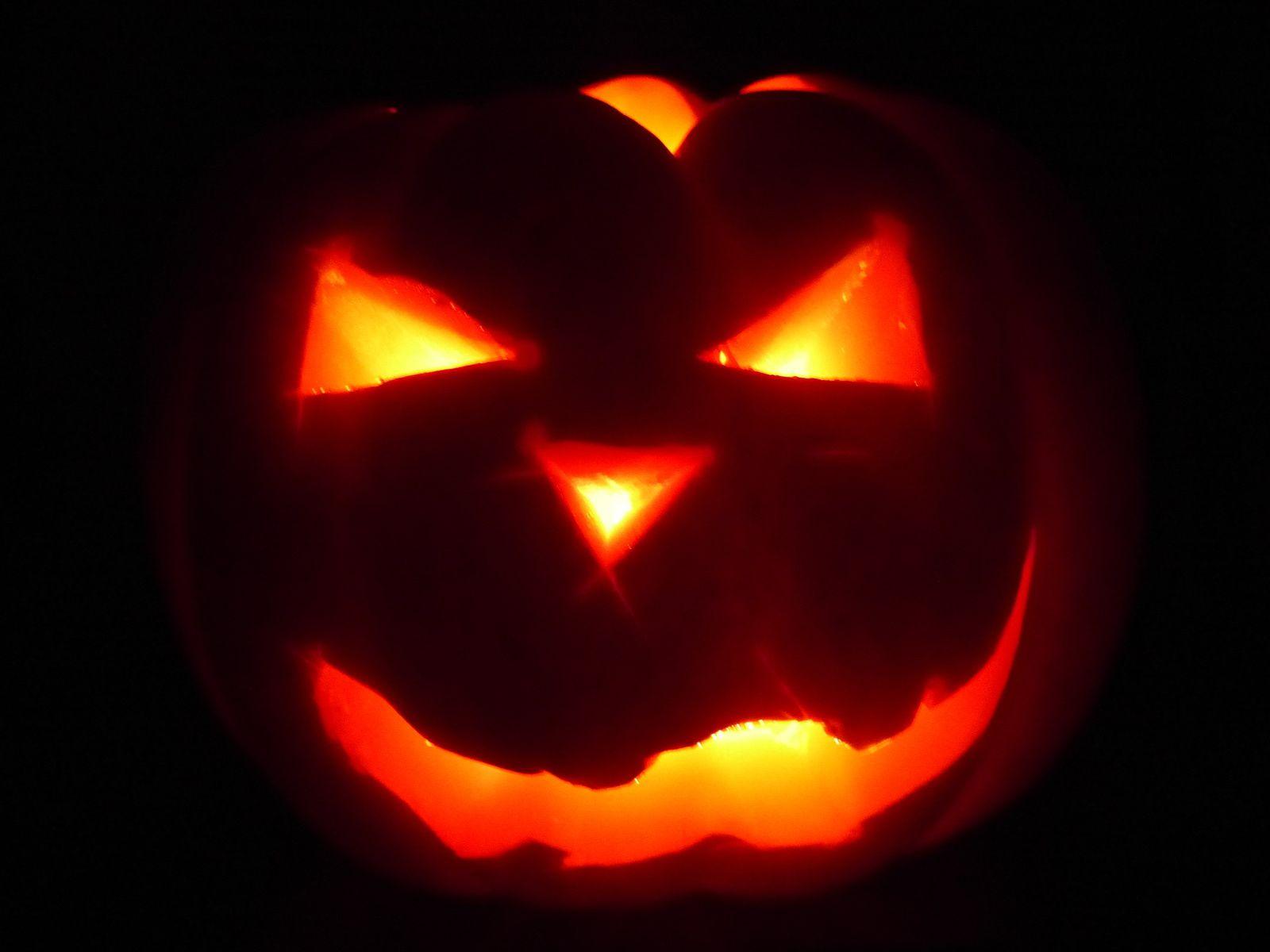 Citrouille D'halloween - Dans Ma Cuisine concernant Photo De Citrouille D Halloween