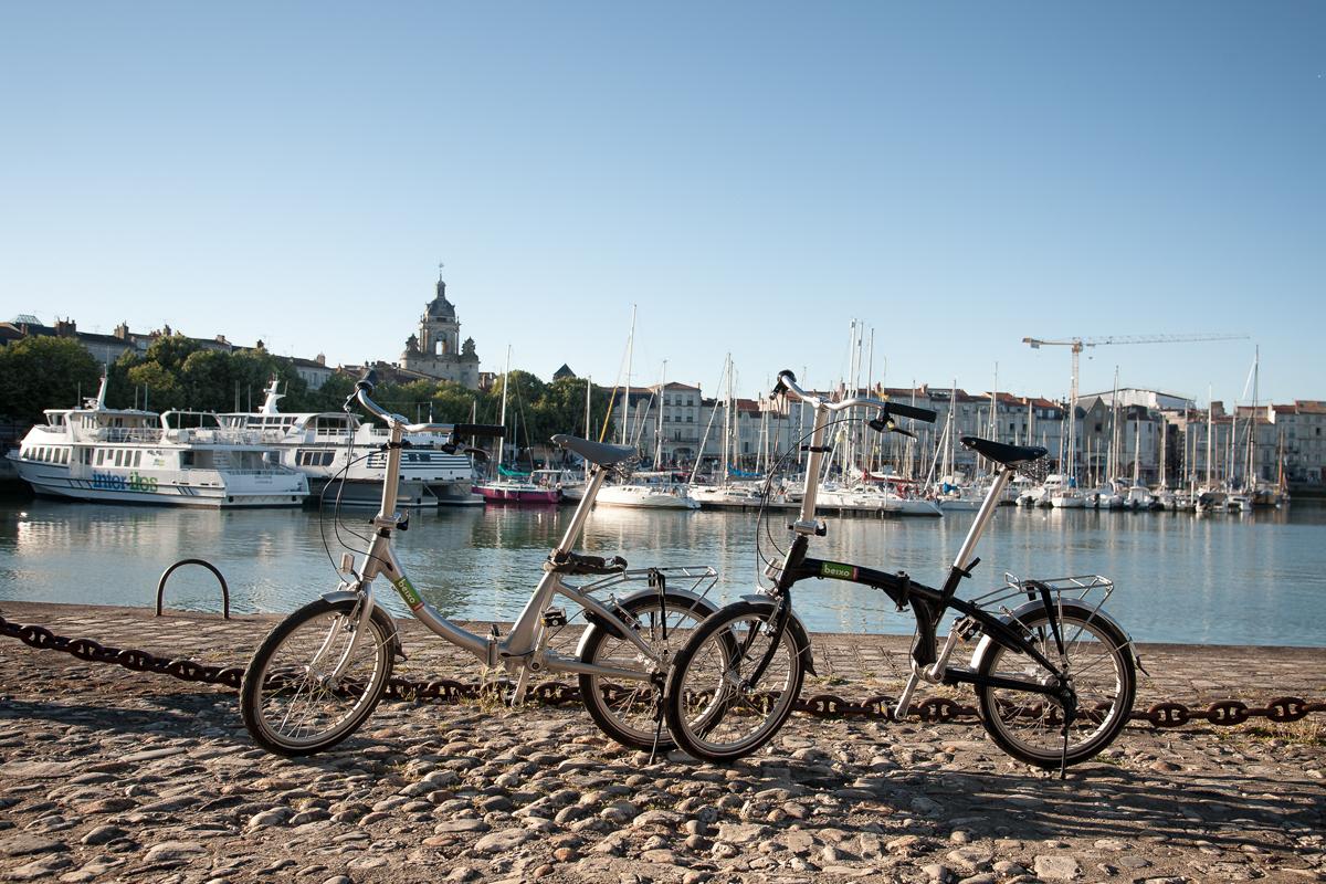 City-Trip En Van-Vélo À La Rochelle - Détour Local tout On Va Sortir La Rochelle